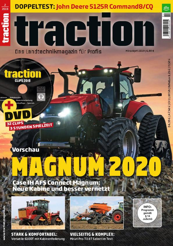 Traction Germany - Februar 2019