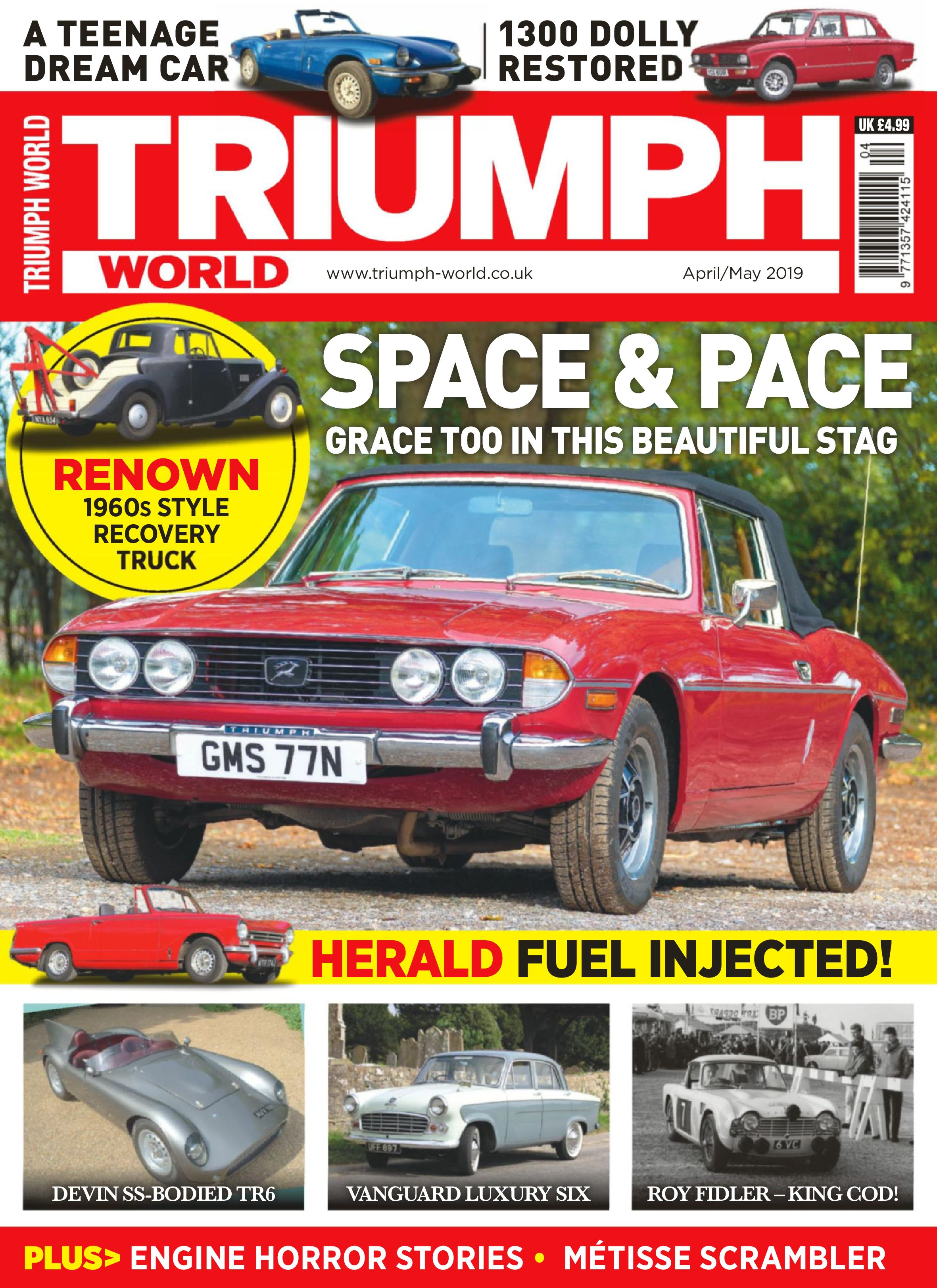 Triumph World - March/April 2019