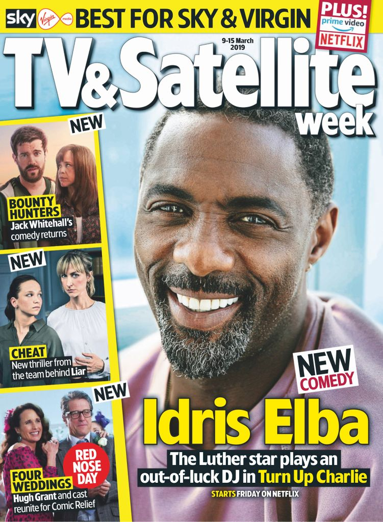 TV & Satellite Week - 09 March 2019