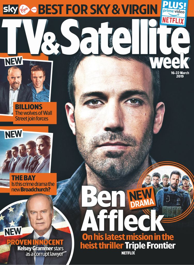 TV & Satellite Week - 16 March 2019
