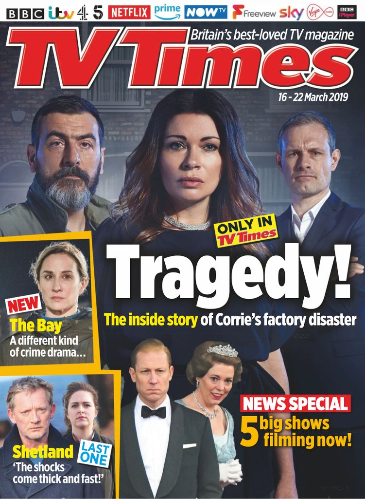 TV Times - 16 March 2019