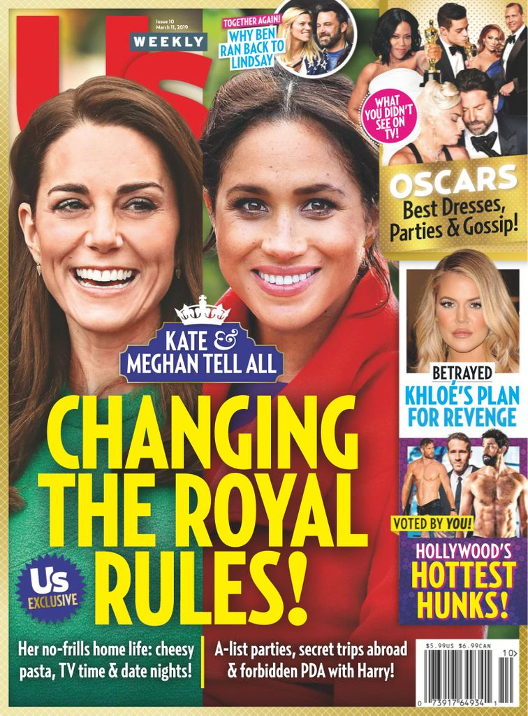 Us Weekly - March 11, 2019