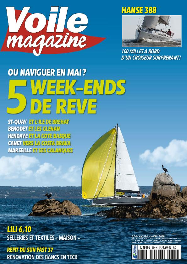 Voile Magazine - avril 2019