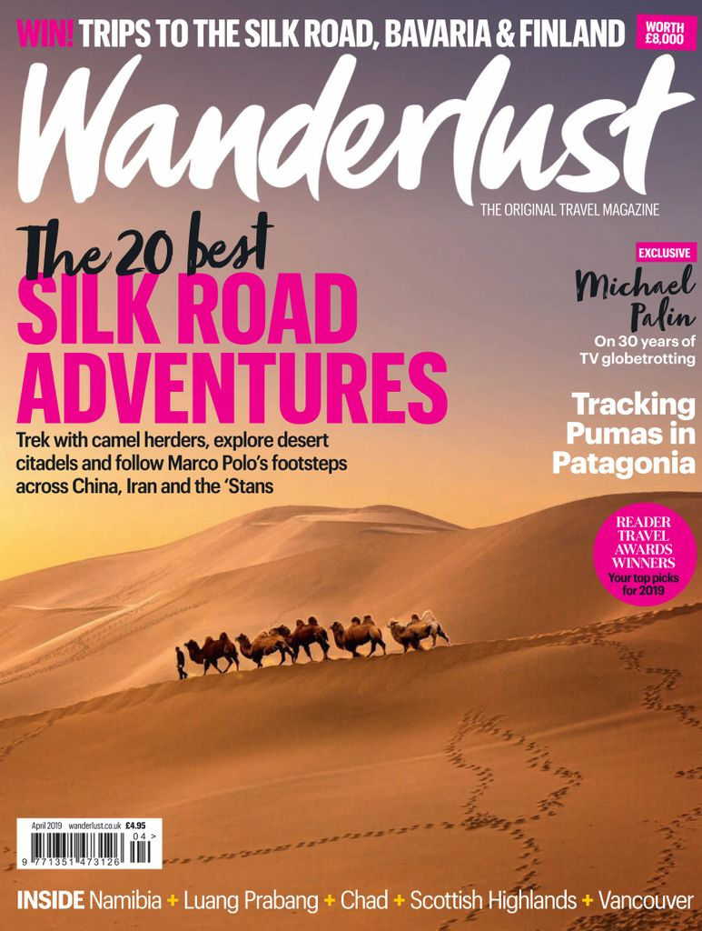 Wanderlust UK - April 2019