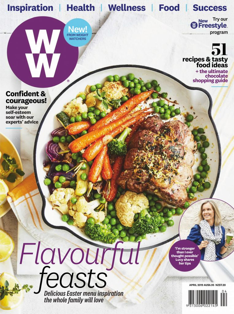 Weight Watchers Australia - April 2019
