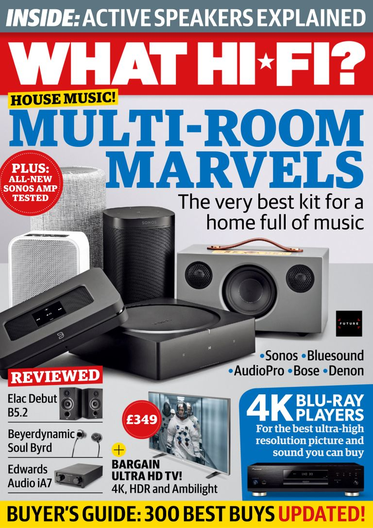 What Hi-Fi? UK - April 2019