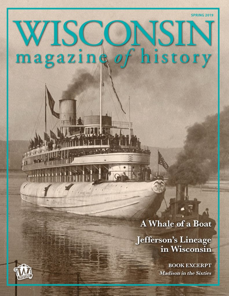 Wisconsin Magazine of History - March 2019