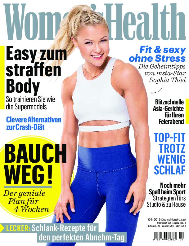 Women's Health – März 2019