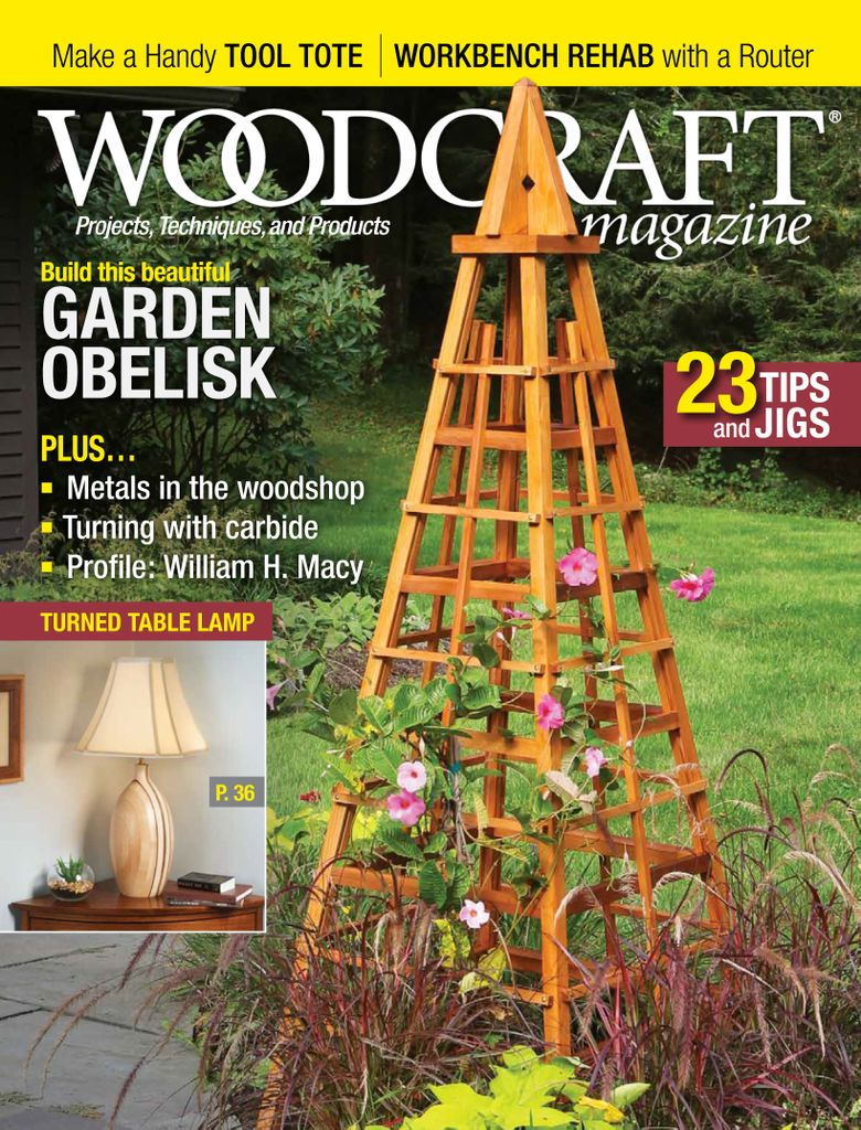Woodcraft Magazine - April/May 2019