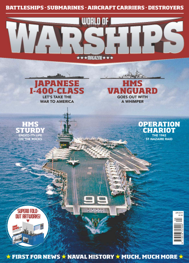 World of Warships - April 2019
