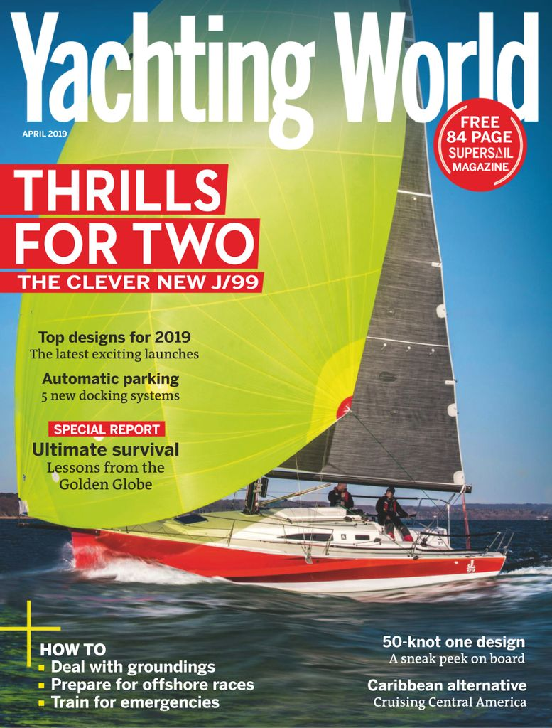 Yachting World - April 2019