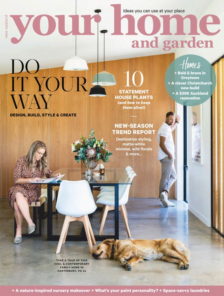 Your Home and Garden - April 2019