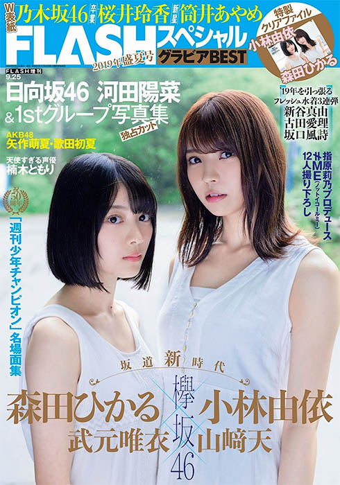 Flash Special - Gravure Best 2019