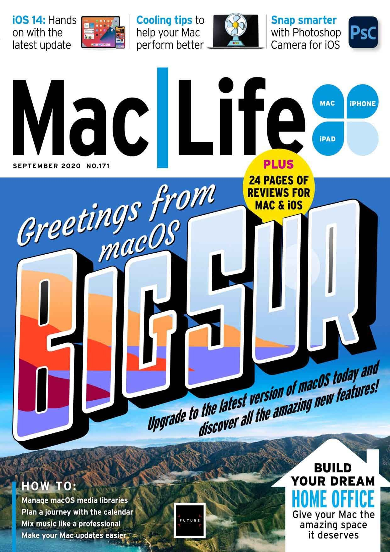 Mac Life UK - Issue 171, September 2020