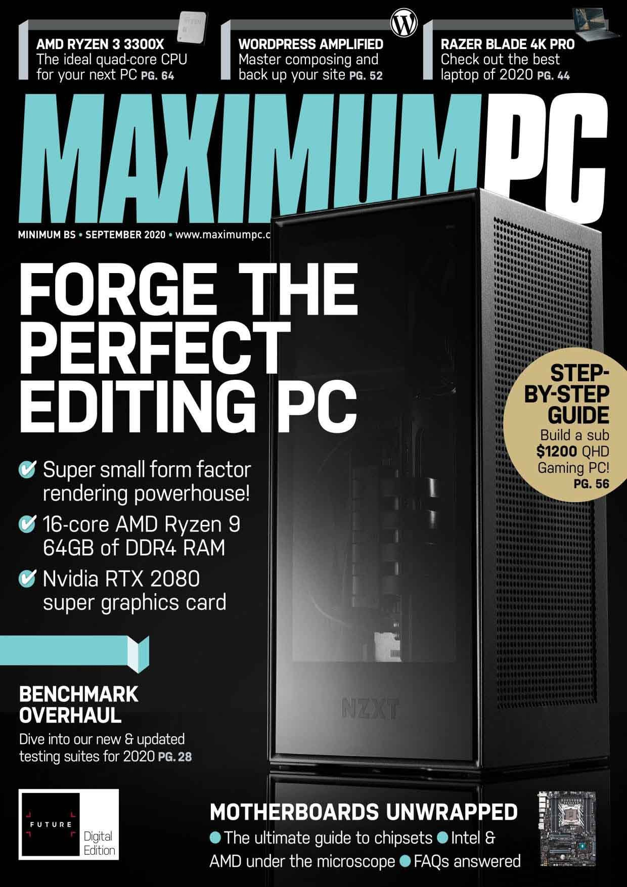 Maximum PC - September 2020