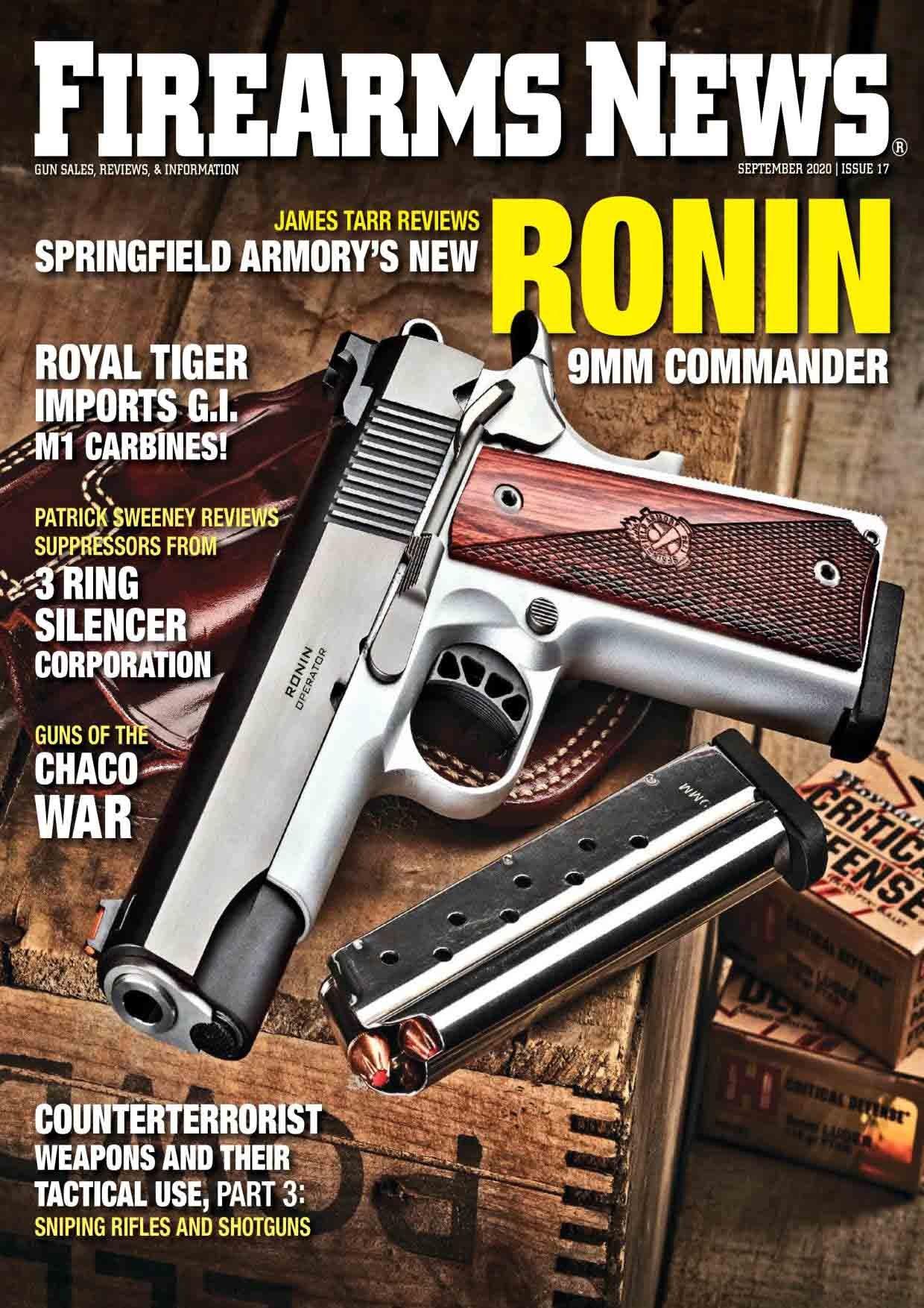 Firearms News - September 2020