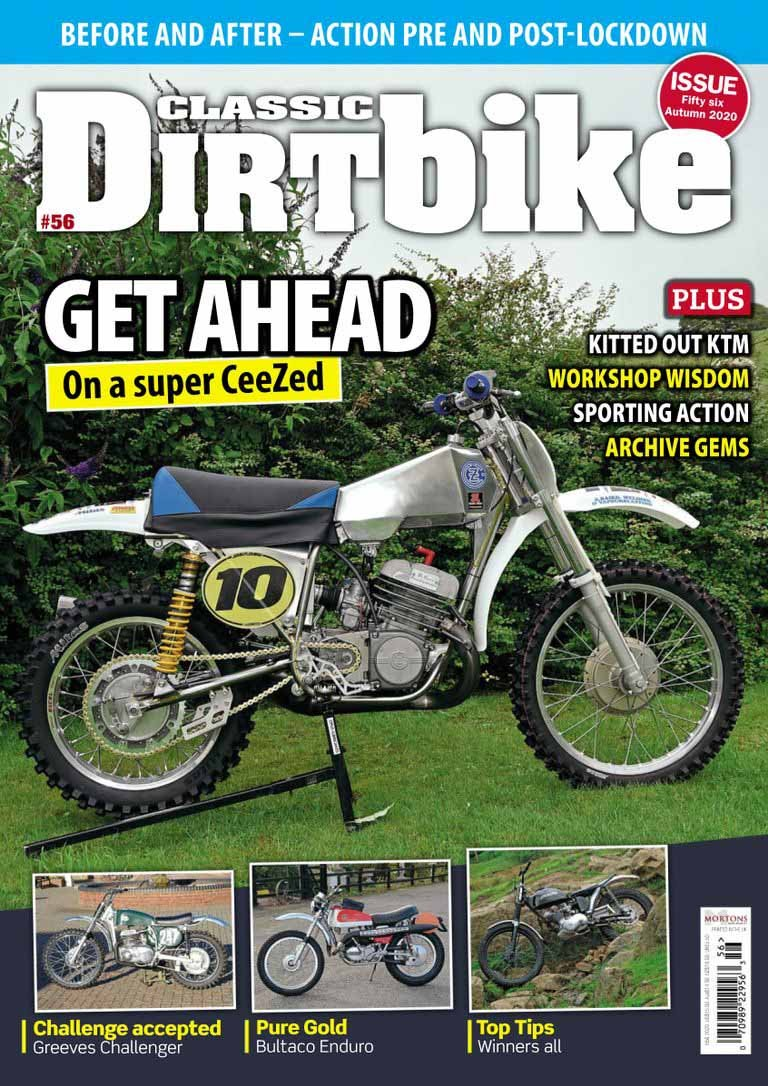 Classic Dirt Bike - Issue 56, 2020