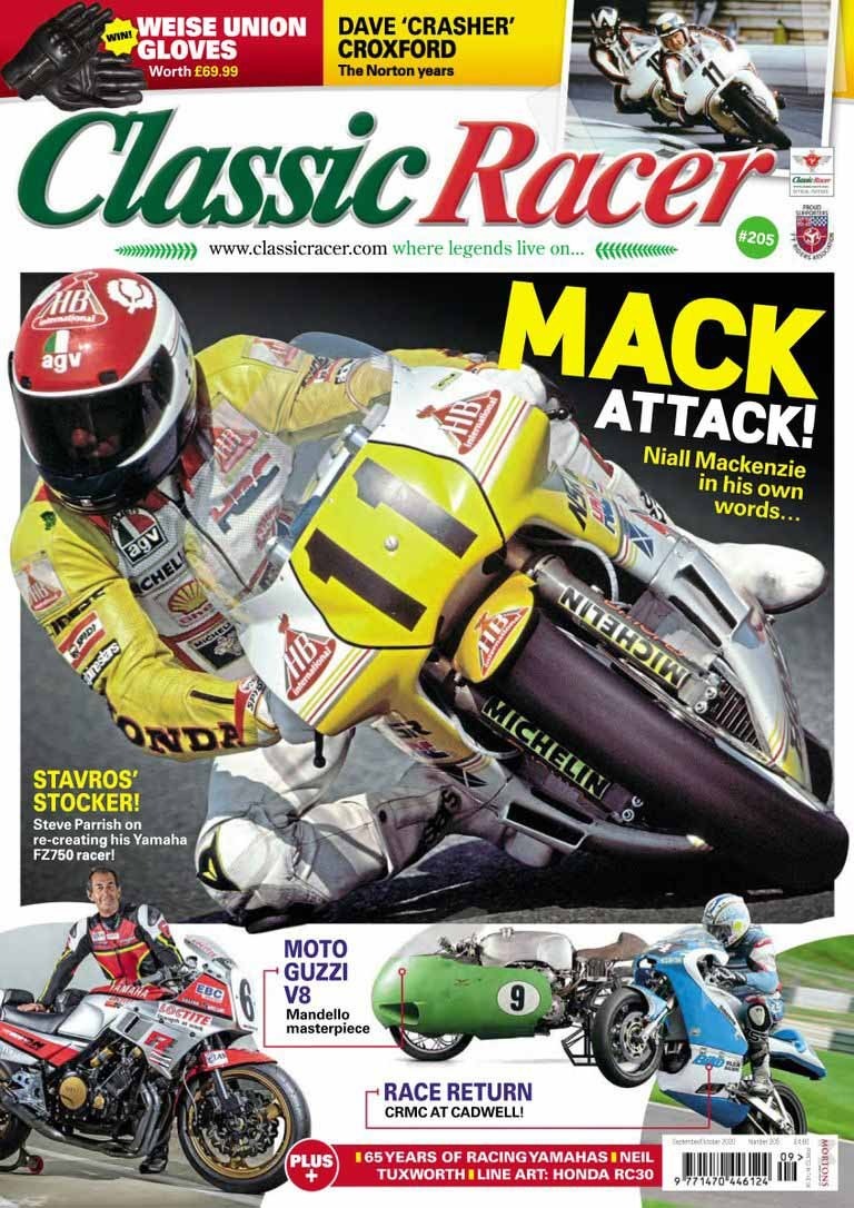 Classic Racer - September/October 2020