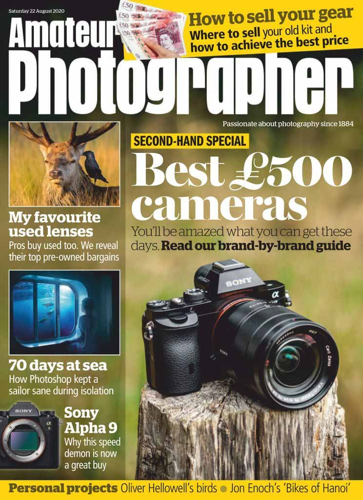Amateur Photographer - 22 August 2020