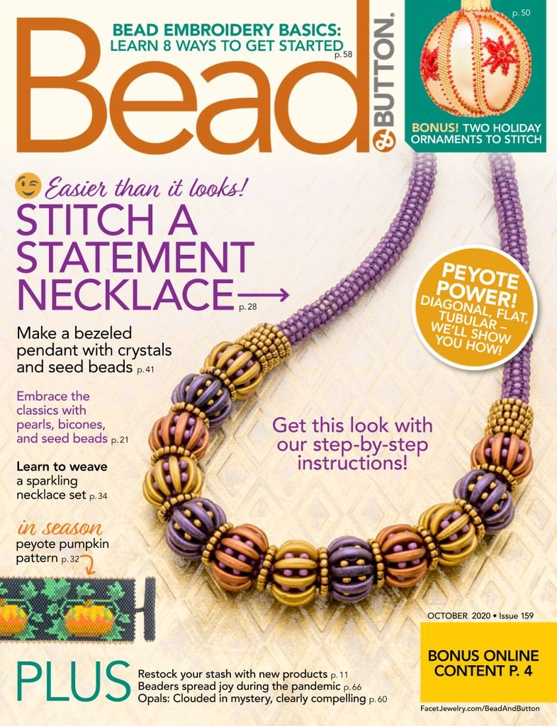 Bead & Button - October 2020