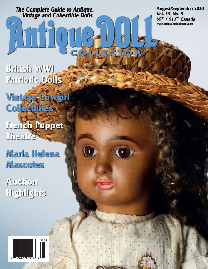 Antique Doll Collector - August-September 2020