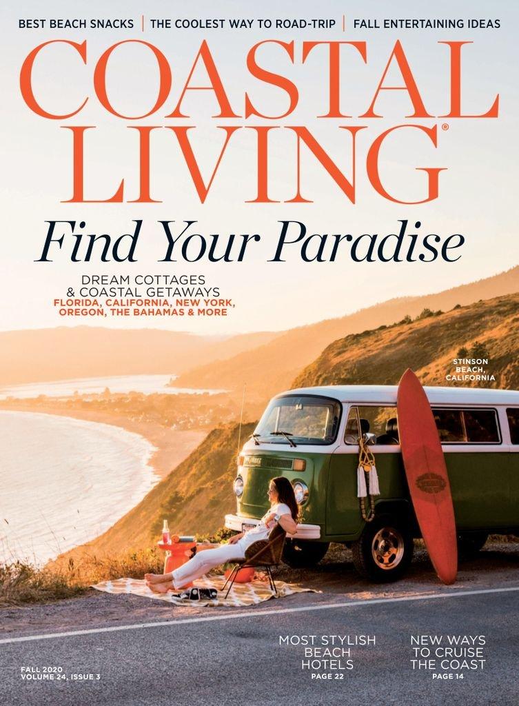 Coastal Living - August 2020