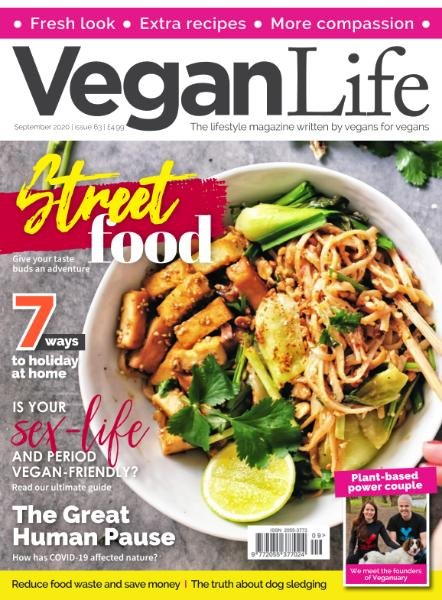 Vegan Life - September 2020