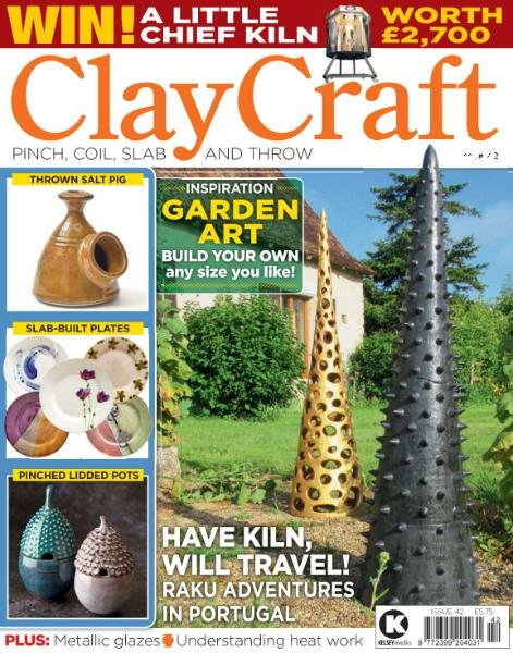 ClayCraft - Issue 42 - August 2020