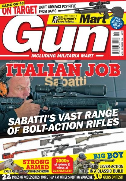 Gunmart - September 2020