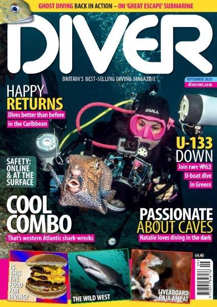Diver UK - September 2020
