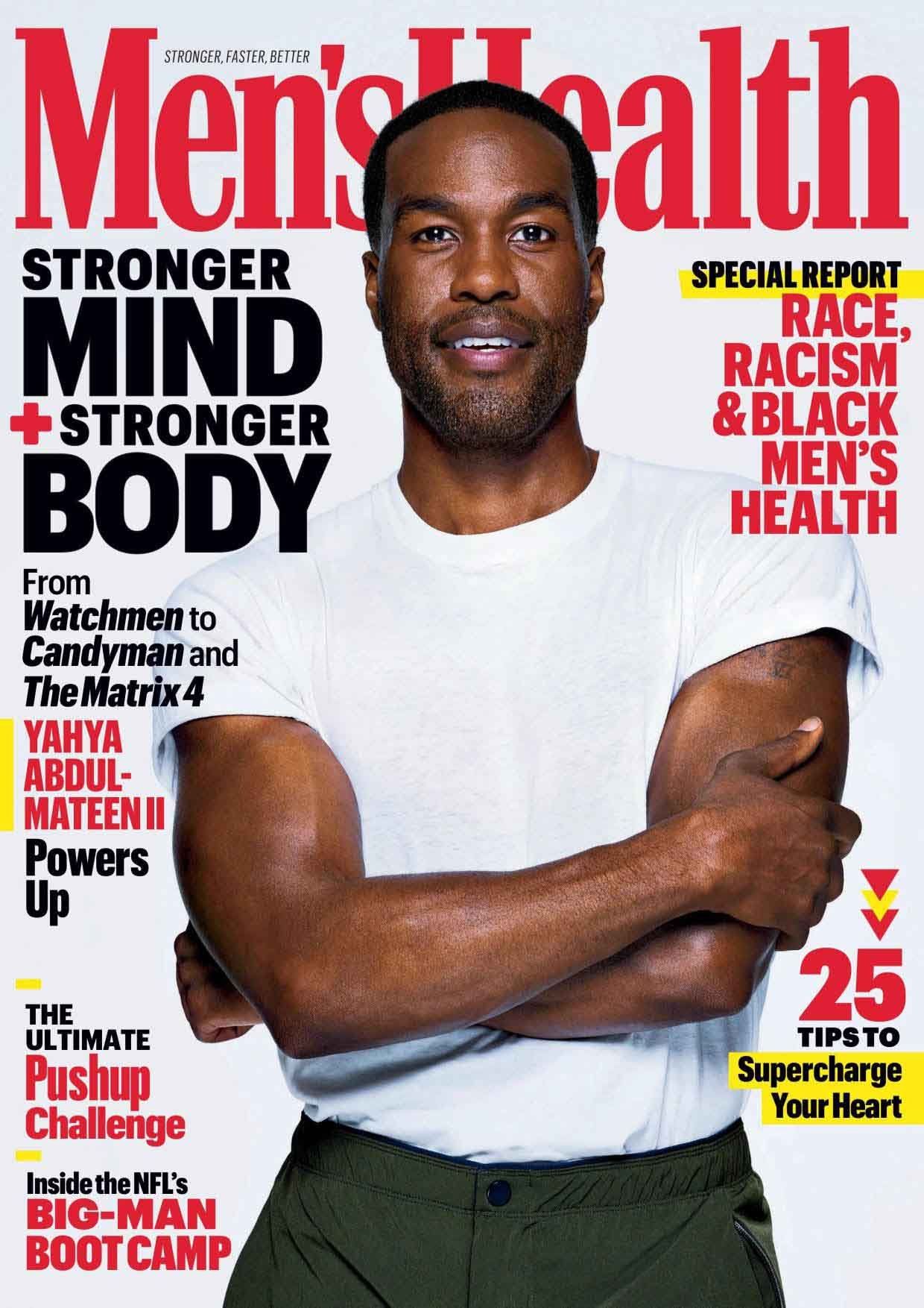 Men's Health USA - September 2020