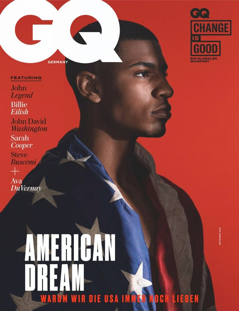 GQ Germany - September 2020