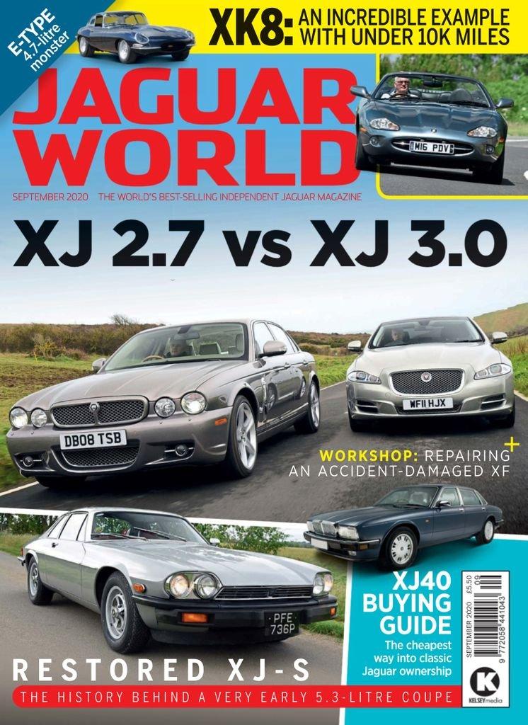 Jaguar World – September 2020