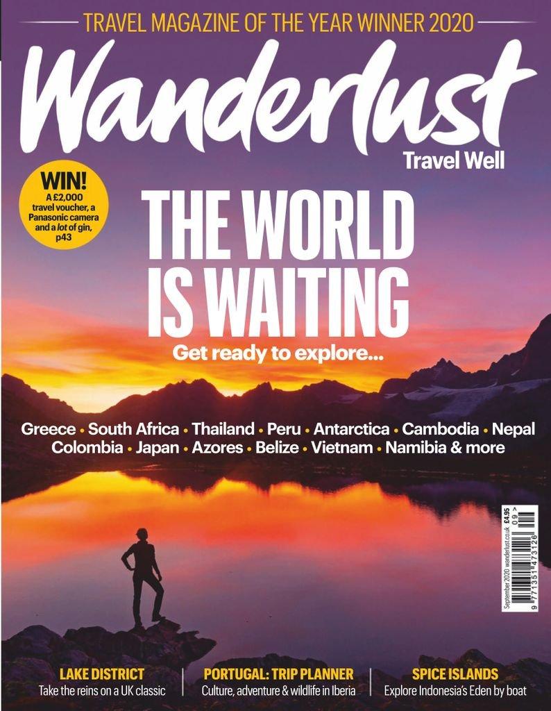 Wanderlust UK - September 2020