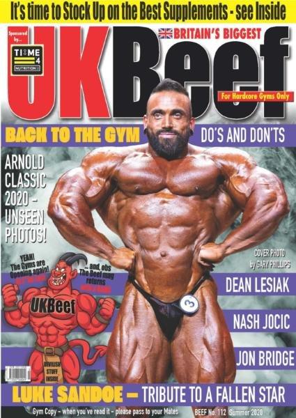 UK Beef - Issue 112 - Summer 2020