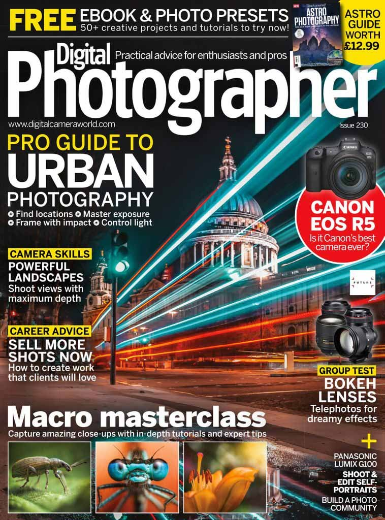 Digital Photographer - Issue 230, 2020