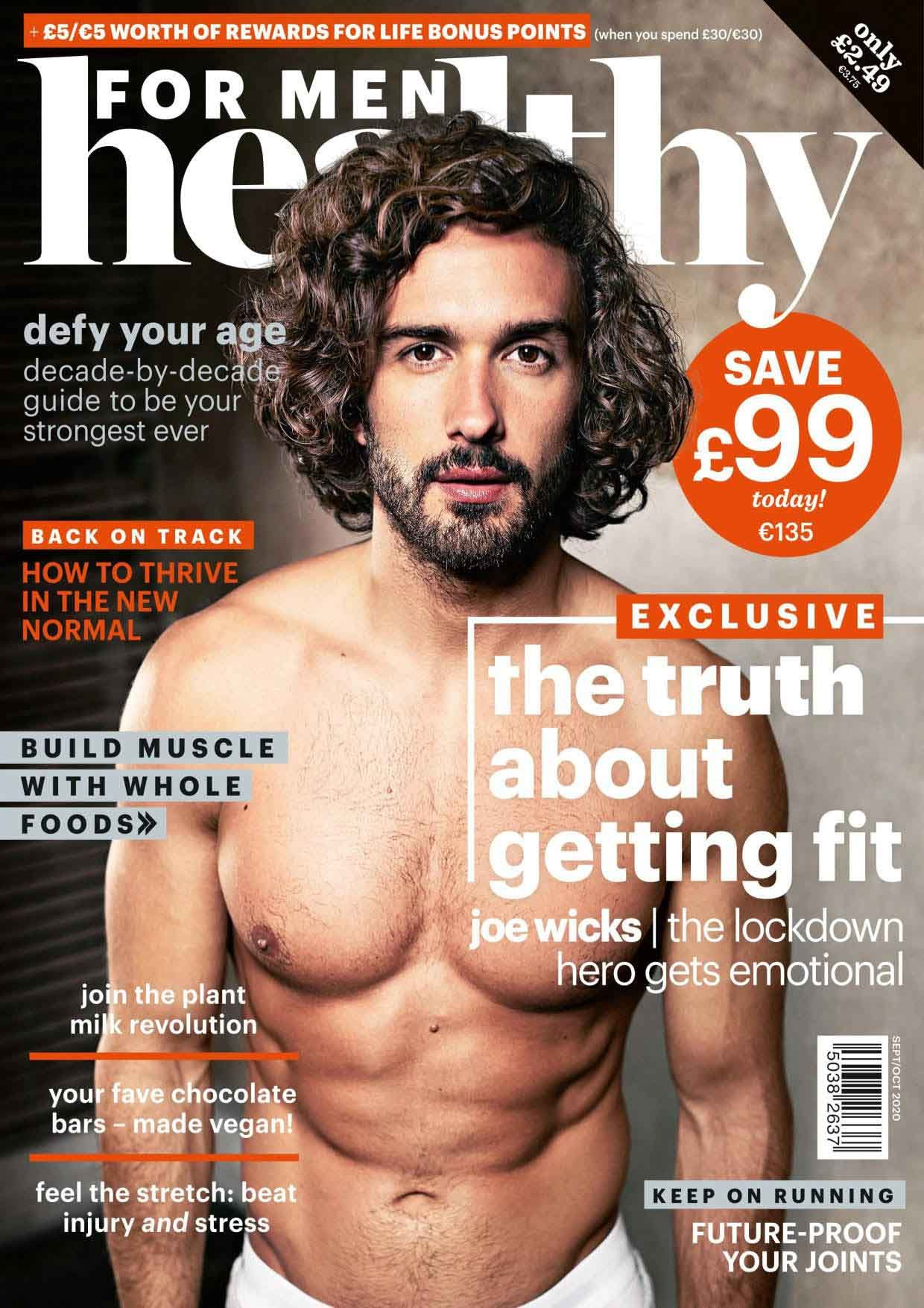 Healthy For Men - September/October 2020