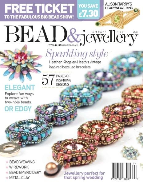 Bead & Jewellery - April-May 2020