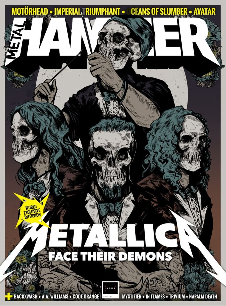 Metal Hammer UK - Issue 339 , 2020