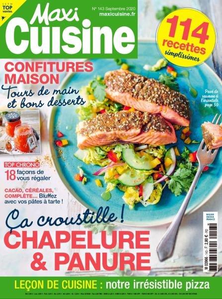 Maxi Cuisine - Septembre 2020