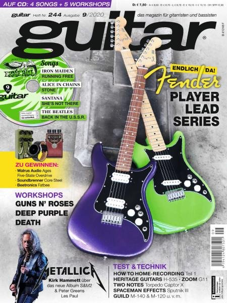 Guitar Germany - September 2020