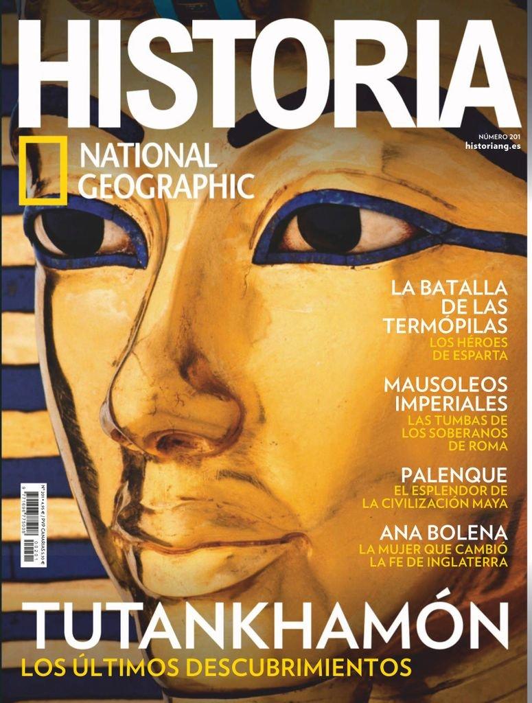Historia National Geographic - septiembre 2020