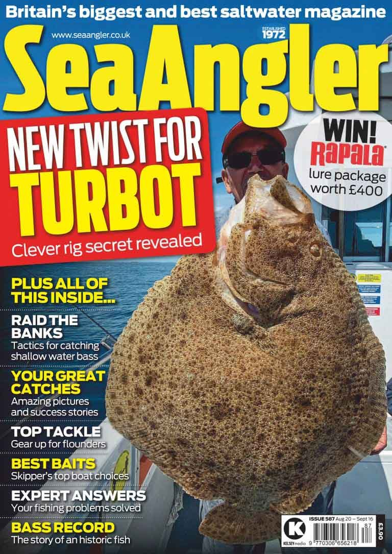Sea Angler - July 2020