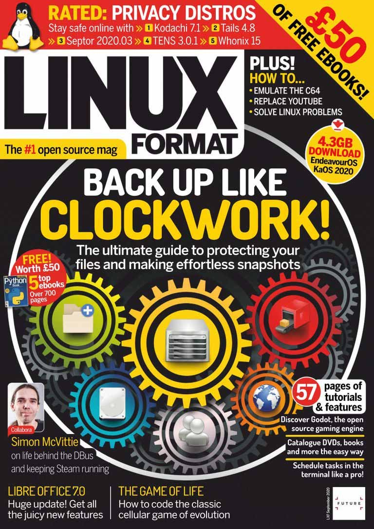 Linux Format - September 2020