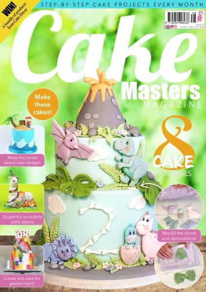 Cake Masters - August 2020