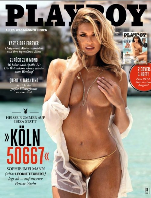 PLAYBOY GERMANY August 2019