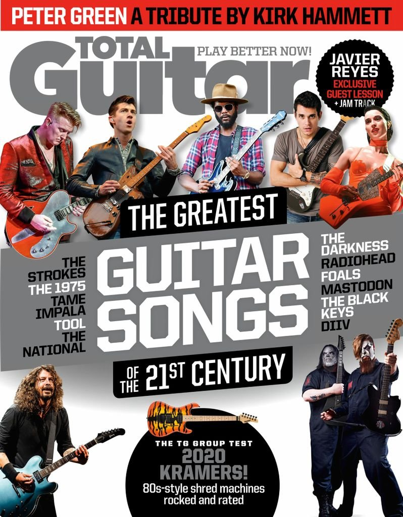 Total Guitar - September 2020