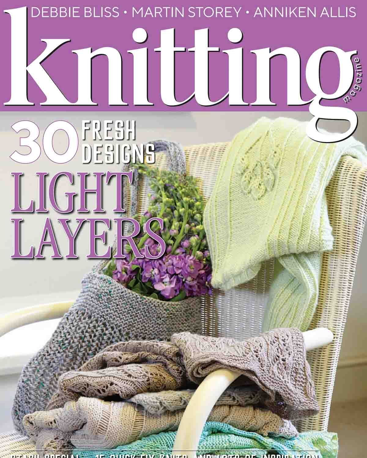 Knitting Magazine Issue 209