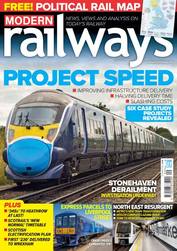Modern Railways - September 2020
