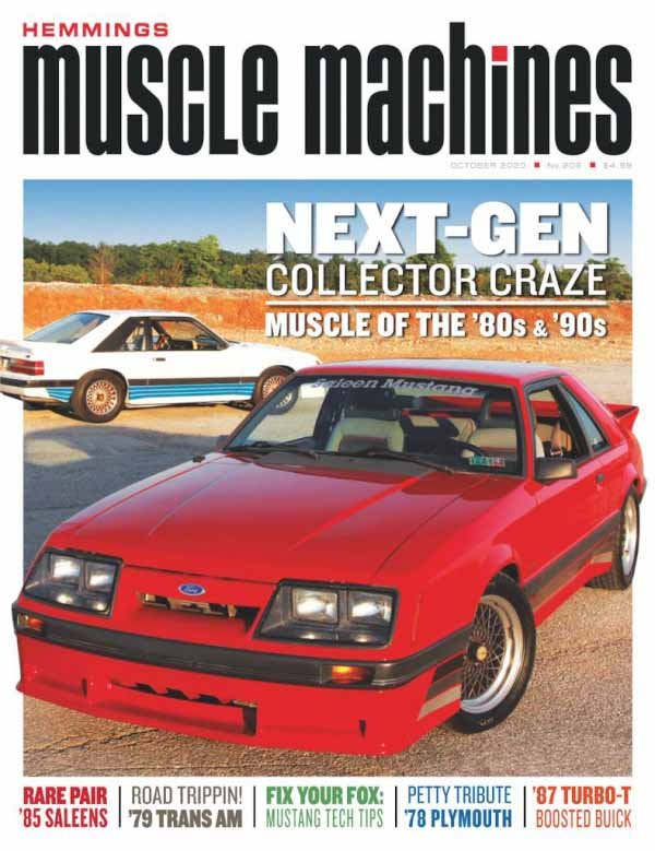 Hemmings Muscle Machines - October 2020